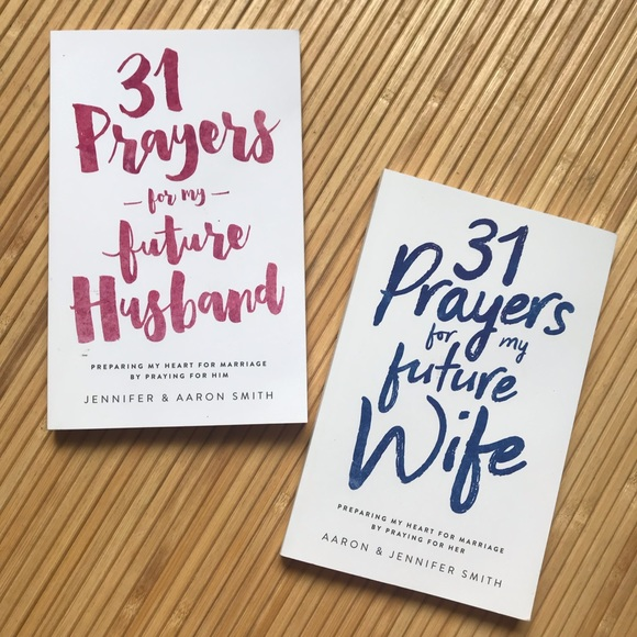 Other - 31 Prayers for Future Husband/Wife